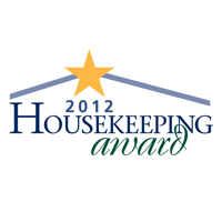 2012 House Keeping Award