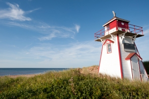 PEI - Covehead Lighthouse in Stanhope