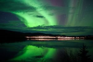 Yukon- Northern Lights