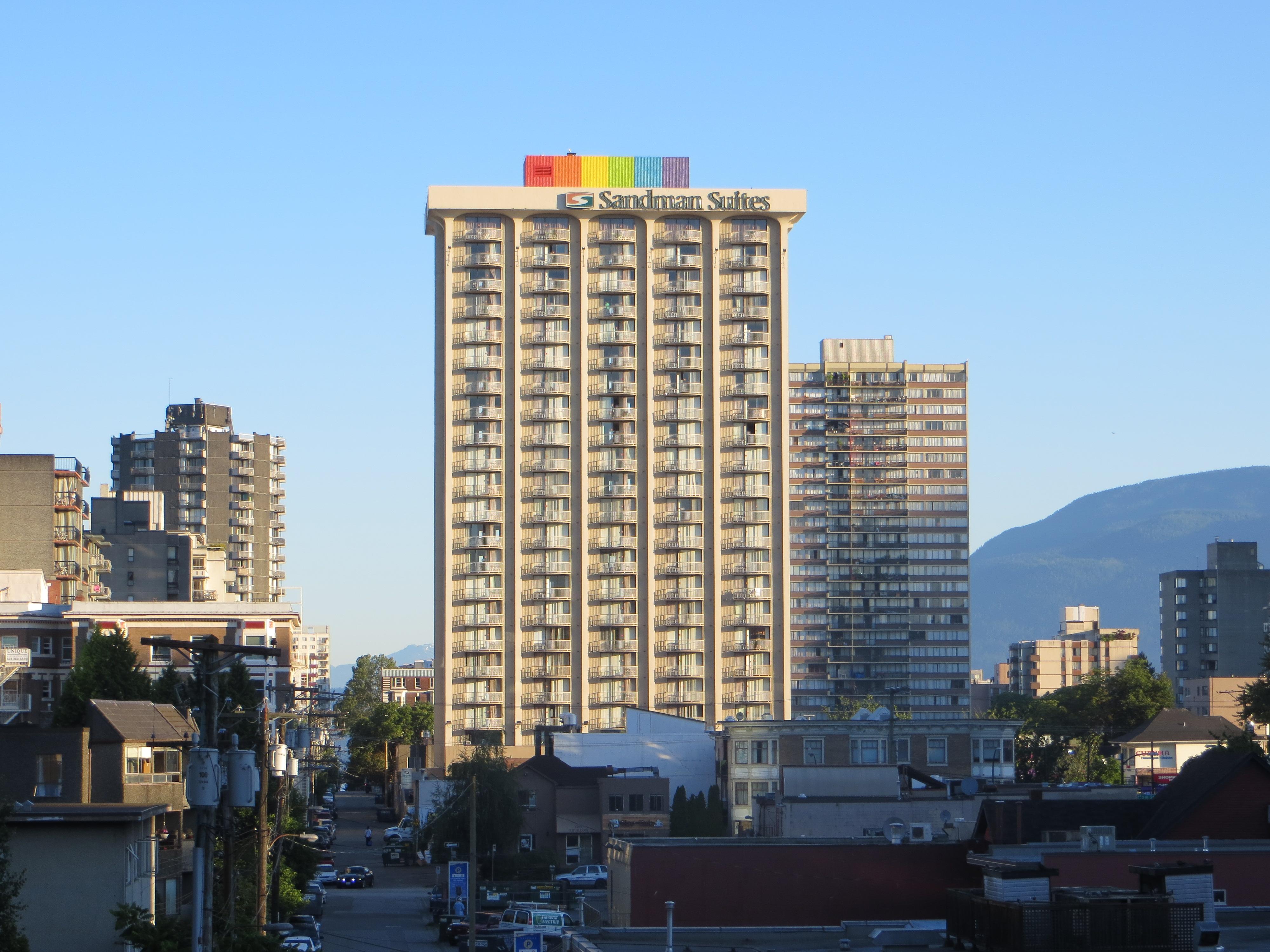from Jaxon vancouver davie street hotel gay