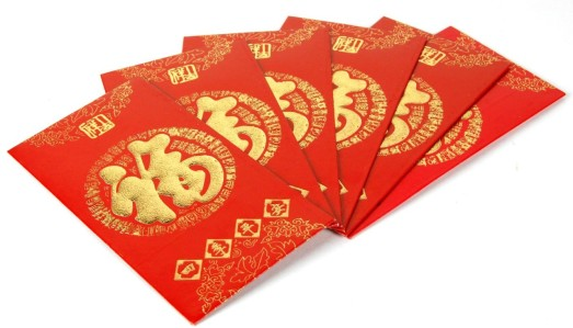 chinese red envelope